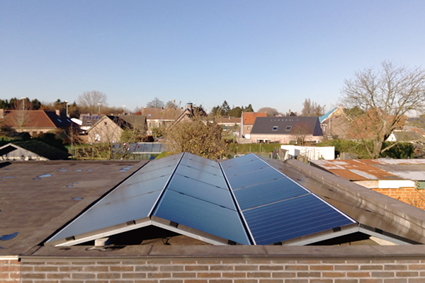 Mankizwalm solar modules project