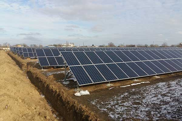 Izmail PV Plant