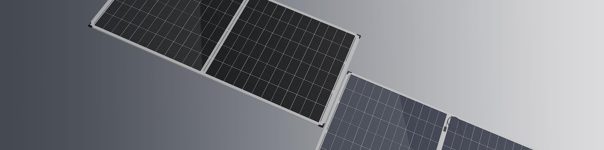 Blade Bifacial Series Seraphim Solar Panel